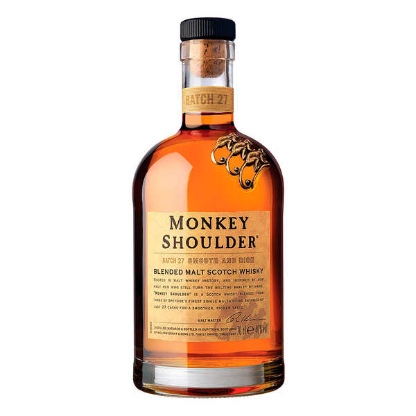Triple Malt Scotch Whisky - Monkey Shoulder - 40%