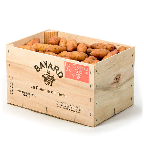 """Corne de Gate"" Potatoes"