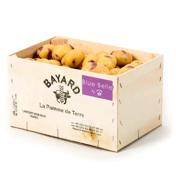 """""""Blue Belle"""" Potatoes"""