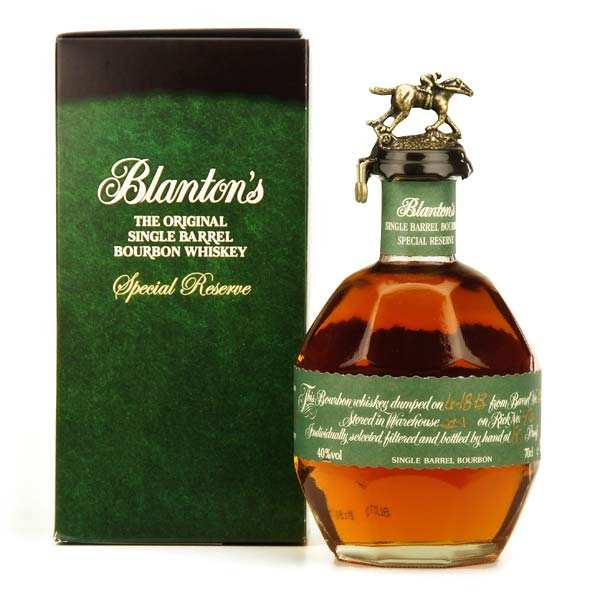 Blanton's Special Reserve Single Barrel Bourbon Whisky - 40%