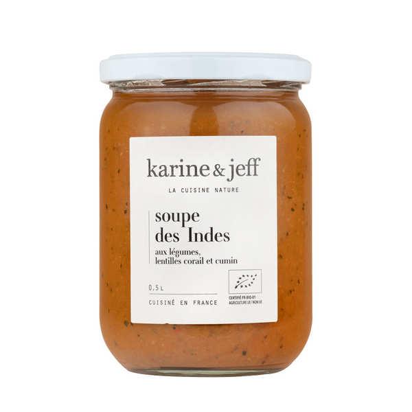 Organic Indian Soup