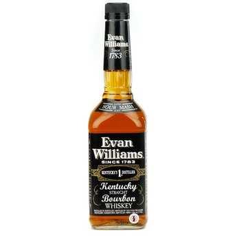 Evan Williams Distillery - Evan Williams - Kentucky Straight Bourbon Whisky - 43%