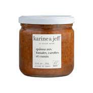 Karine & Jeff - Organic Bolivian Style Quinoa