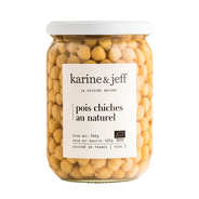Karine & Jeff - Organic Natural Chickpeas