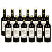 Château les Joyeuses - 12 bouteilles Château Les Joyeuses Bordeaux rouge - Médaille d'Or