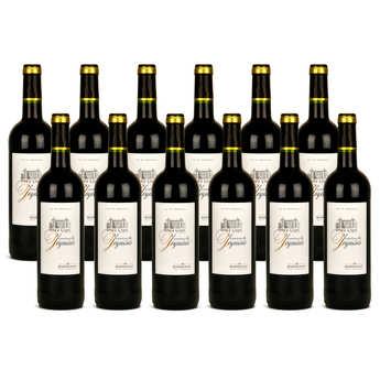Château les Joyeuses - 12 bouteilles Château Les Joyeuses Bordeaux rouge