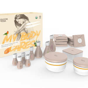 Oleum Vera - Organic Body care kit - Do it yourself