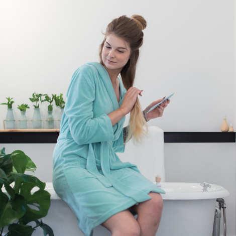 Oleum Vera - Coffret de soins bio pour les cheveux à faire soi-même