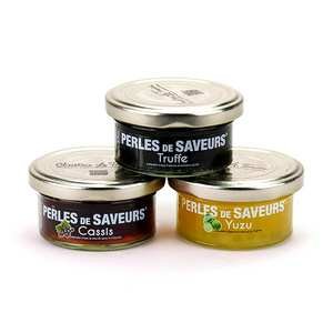 Christine Le Tennier - Assortment of Flavour Pearls Special Celebrations