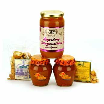 BienManger paniers garnis - Sea Soup Assortment