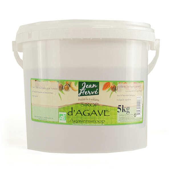 Sirop d'agave bio en seau de 5kg