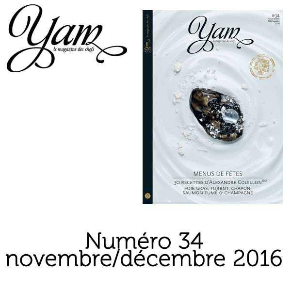 YAM n°34