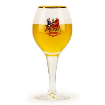 Paulaner - Verre à pied pour bière Paulaner Salvator 30cl