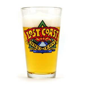 Lost Coast Brewery - Lost Coast Brewery Glass