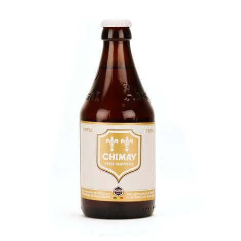 Abbaye ND de Scourmont - Chimay Triple - Bière Belge Trappiste 8%