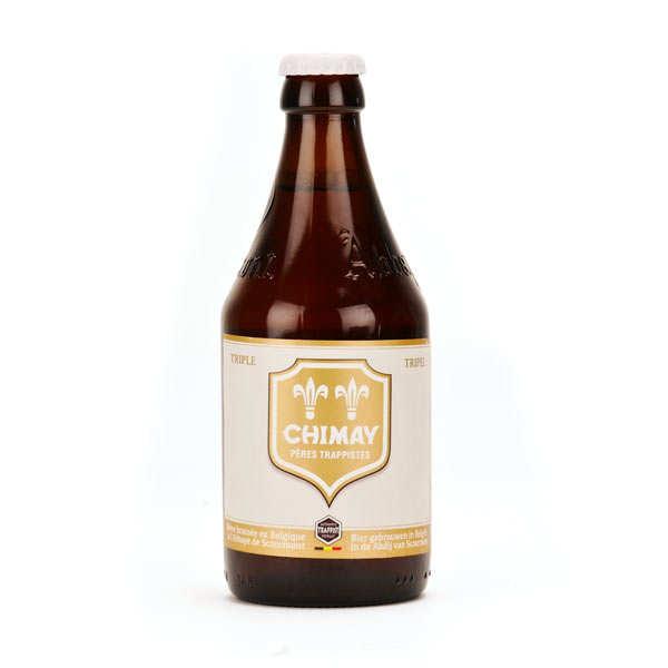 Chimay Tripel - Belgian Trappist Beer  8%
