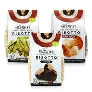 Gli Aironi - Lot de 3 risotto artisanaux italiens