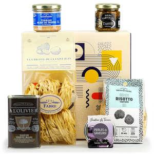 BienManger paniers garnis - Black truffle discovery box