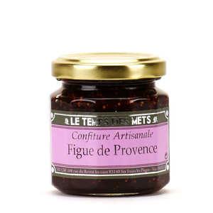 Le Temps des Mets - Confiture figue de Provence