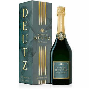 DEUTZ - Champagne Deutz brut classic