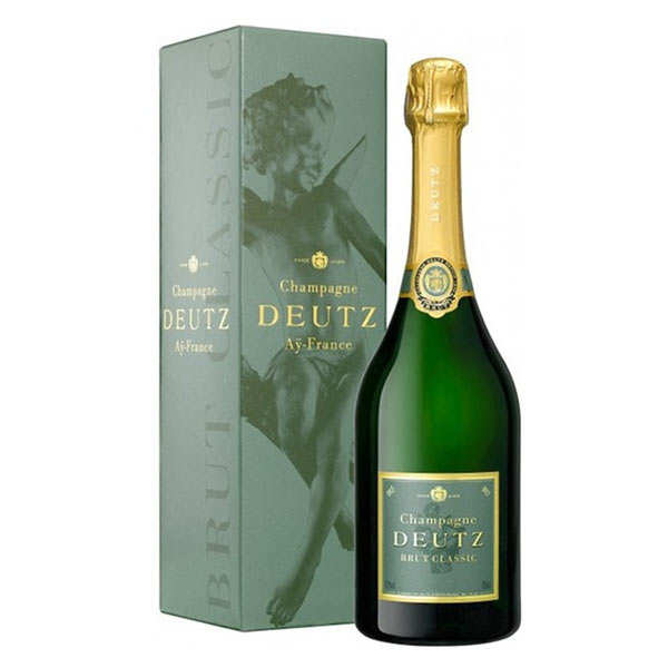 Champagne  brut classic - bouteille 75cl