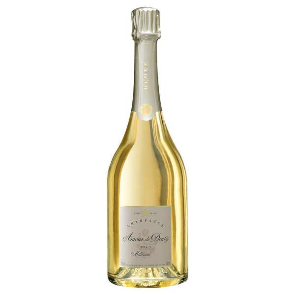 Champagne Deutz Cuvée Amour en coffret luxe