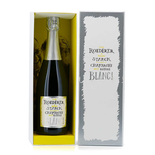 Louis Roederer Champagne - Brut Nature