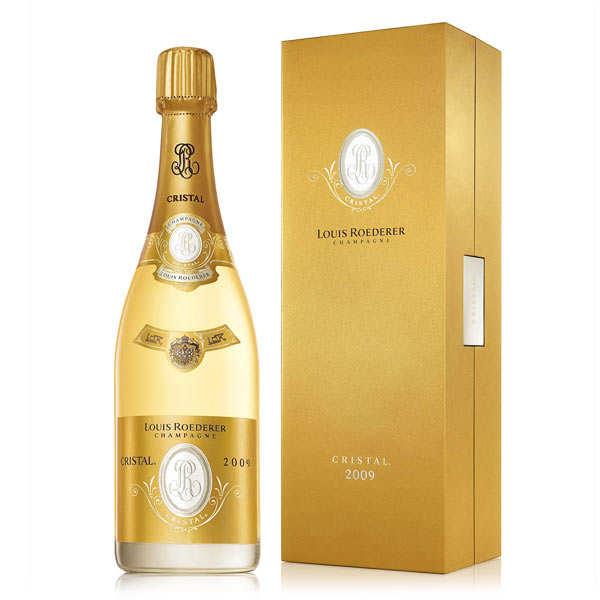 Champagne Louis Roederer - Cristal blanc millésimé