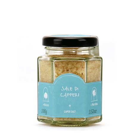 La Nicchia - Sea salt with capers