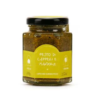 La Nicchia - Capers and almonds Pesto