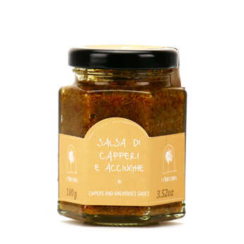 La Nicchia - Capers and anchovies sauce