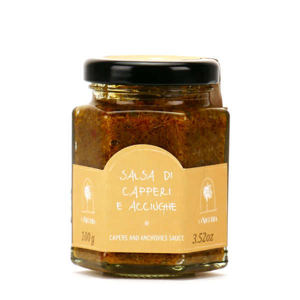 Capers and anchovies sauce