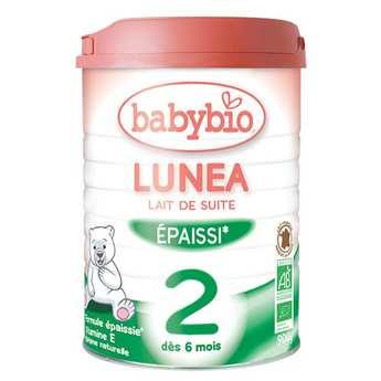 Baby Bio - Lait bio de suite Lunéa 2ème âge