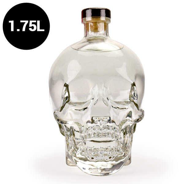 Crystal Head Vodka 40% - Magnum