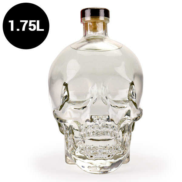 Vodka Crystal Head 40% - Magnum