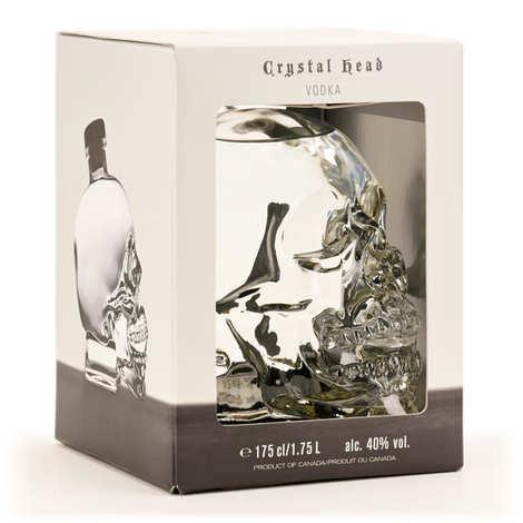 Crystal Head - Crystal Head Vodka 40% - Magnum