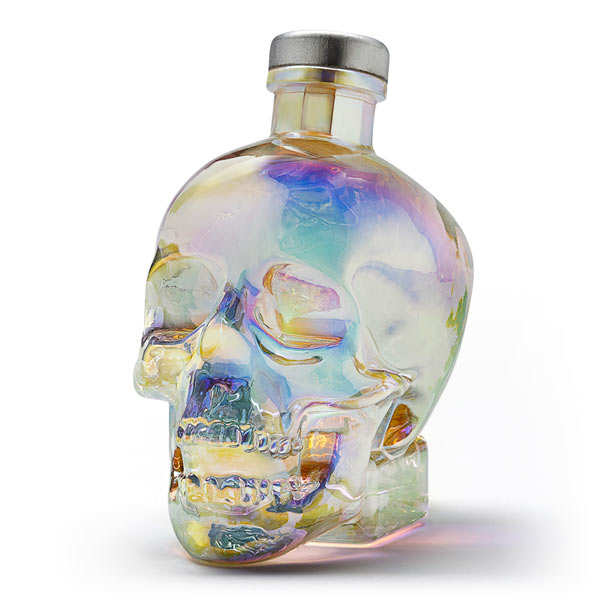 Vodka Crystal Head Aurora 40%