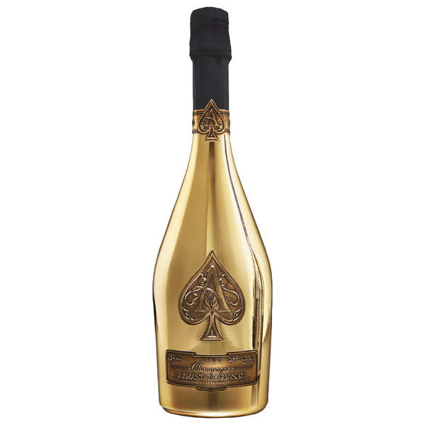 Champagne Armand de Brignac Brut Gold - Coffret bois