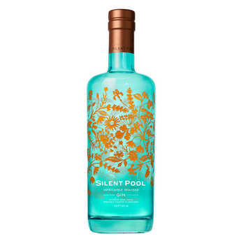 Silent Pool - Silent Pool - Gin from England 43%