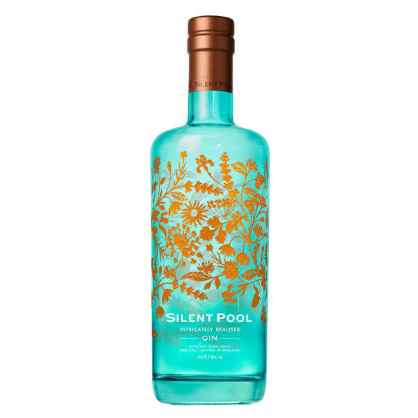 Silent Pool - Gin from England 43%