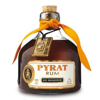 Rhum Pyrat - Pyrat XO Réserve - Rhum des Caraïbes 40%
