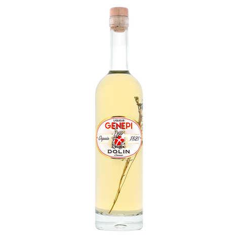 Dolin - Coeur de Génépi - Liqueur Dolin 40%