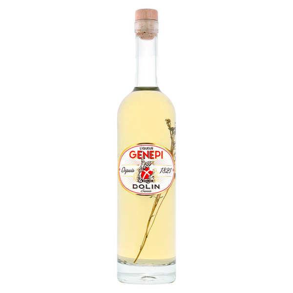 Coeur de Génépi - Liqueur Dolin 40%