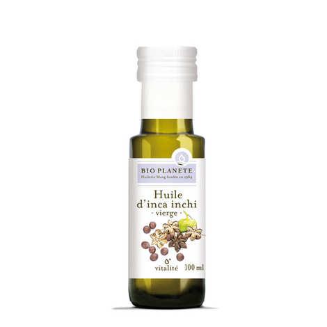 BioPlanète - Organic inca inchi oil