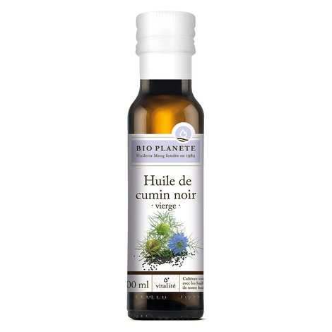 BioPlanète - Organic black cumin (nigella) oil