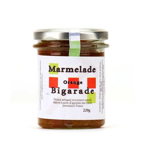Tante fine - Marmelade à l'orange Bigarade