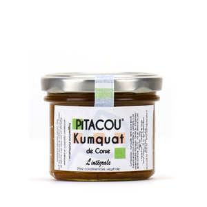 Tante fine - Pitacou - Crème aromatique au kumquat de Corse