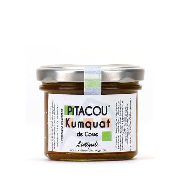 Pitacou - Crème aromatique au kumquat de Corse