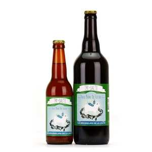 Les brasseurs de la Jonte - Triple French Beer Tri-Balte 7%