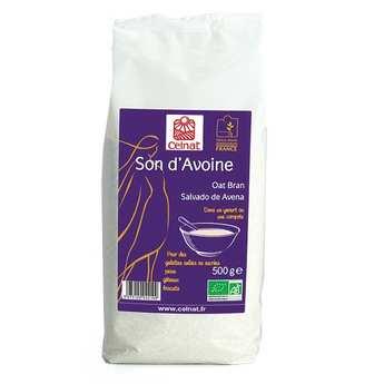 Celnat - Organic oat bran bags